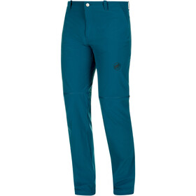 Mammut Runbold Zip-Off Pants Men poseidon